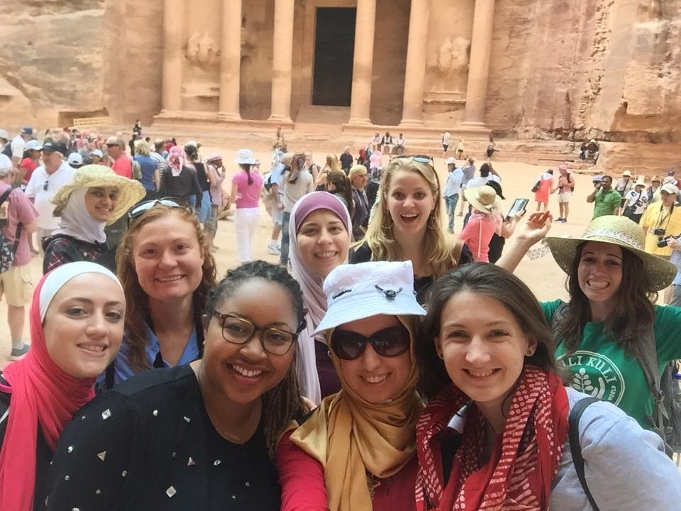 Discovering Jordan: Cultural Excursions During the Fellowship for Young Women Entrepreneurs