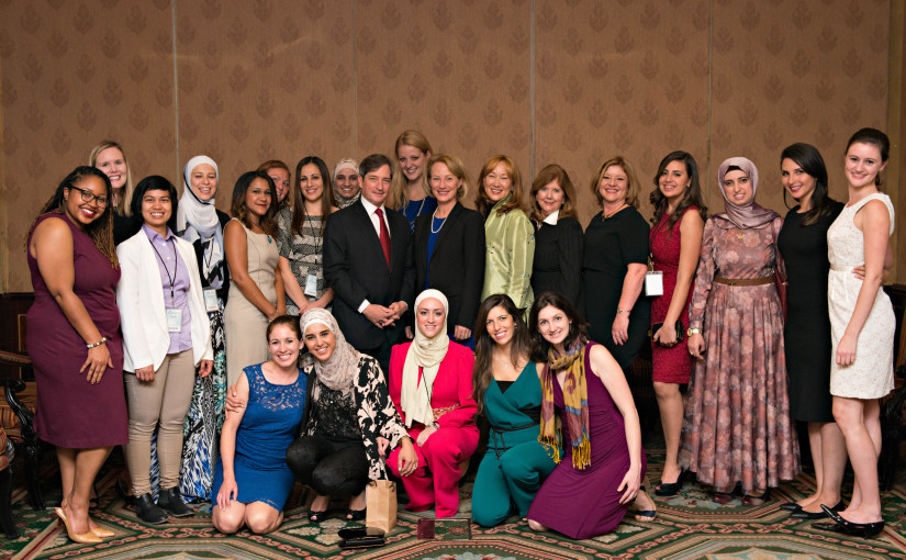 Women in Entrepreneurship Fellowship Jordan 2015